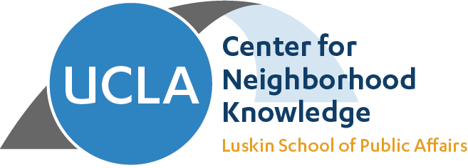 UCLA Center for Neighborhood Knowledge